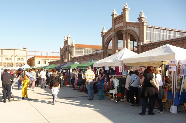 En la III Feria de Economía Solidaria